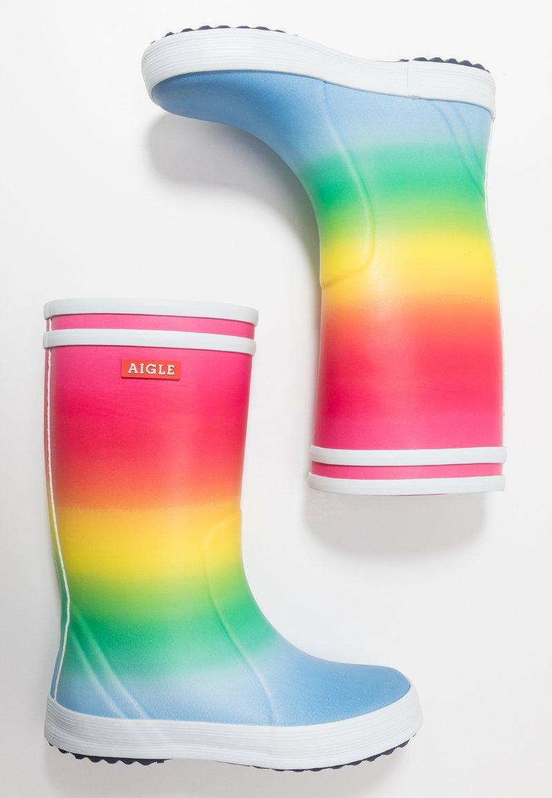 Aigle - LOLLY POP KID - Wellies - multicolor