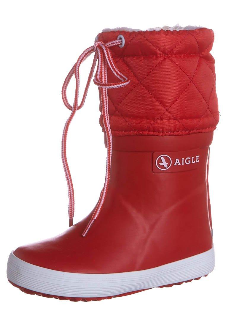 Aigle - GIBOULÉE - Wellies - rouge blanc