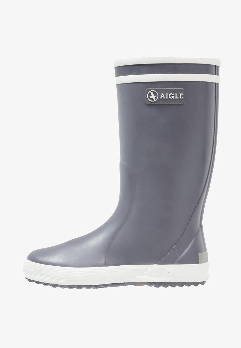 Aigle - LOLLY POP - Stivali di gomma - charcoal