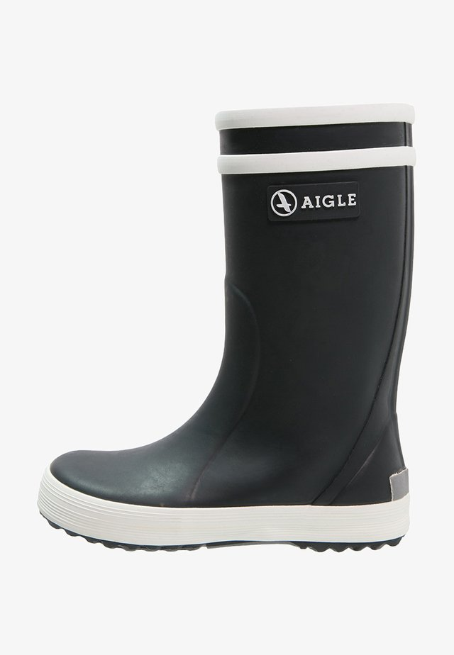 LOLLY POP - Wellies - marine/blanc