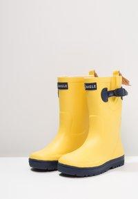 Aigle - Wellies - yellow - 3