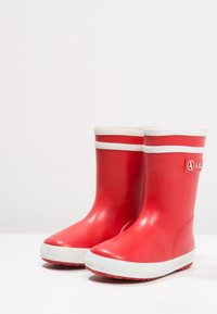 Aigle - BABY FLAC - Gummistiefel - rouge new - 2