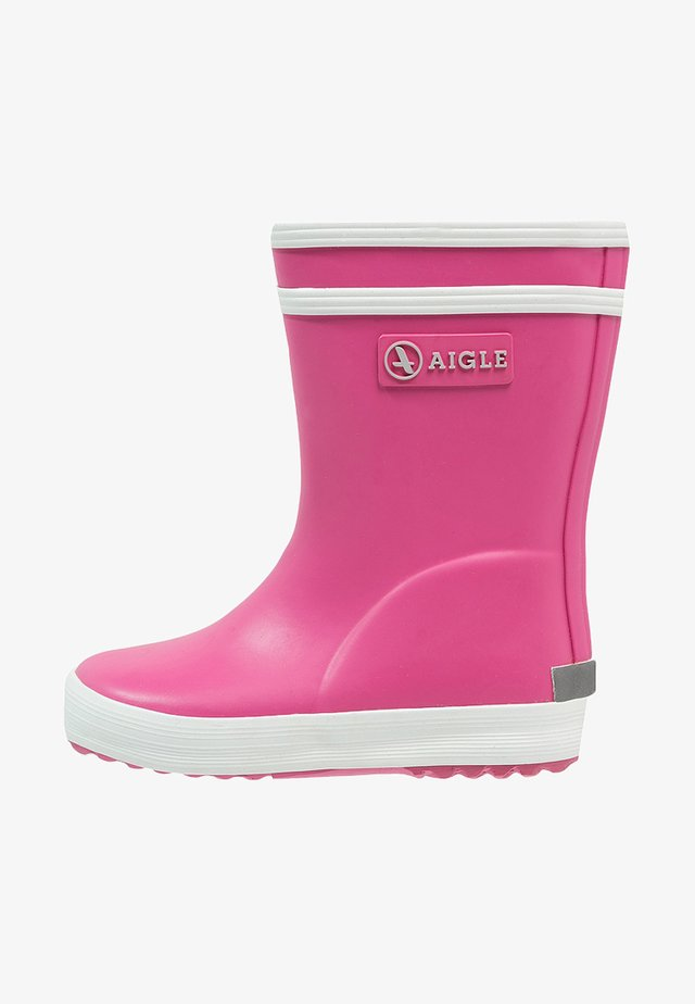 BABY FLAC - Wellies - rose new