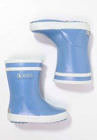 Aigle - BABY FLAC - Wellies - bleu ciel - 1