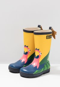 Aigle - WOODYPOP FUN - Kumisaappaat - multicolor - 3