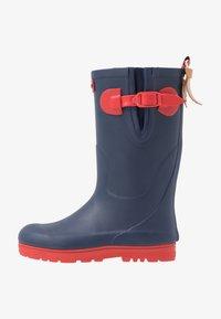 Aigle - POP ISO - Stivali di gomma - indigo/rouge - 1