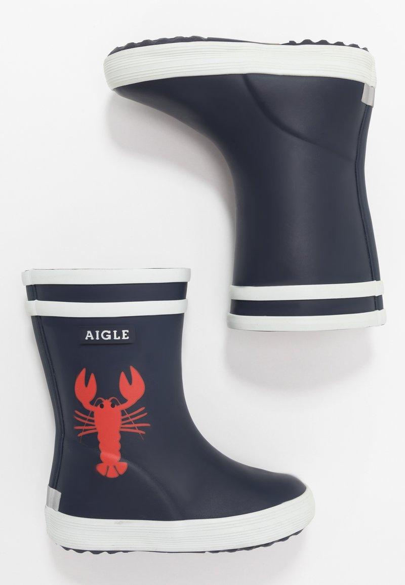 Aigle - BABY FLAC KID - Bottes en caoutchouc - dark blue
