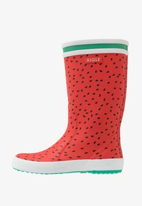 Aigle - LOLLY POP FUN - Wellies - pasteque - 1