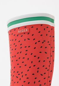 Aigle - LOLLY POP FUN - Wellies - pasteque - 2
