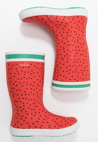 Aigle - LOLLY POP FUN - Wellies - pasteque - 0