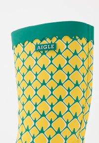 Aigle - LOLLY POP FUN - Wellies - yellow - 2