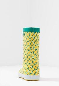 Aigle - LOLLY POP FUN - Wellies - yellow - 4