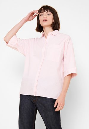 ASPET - Button-down blouse - pink