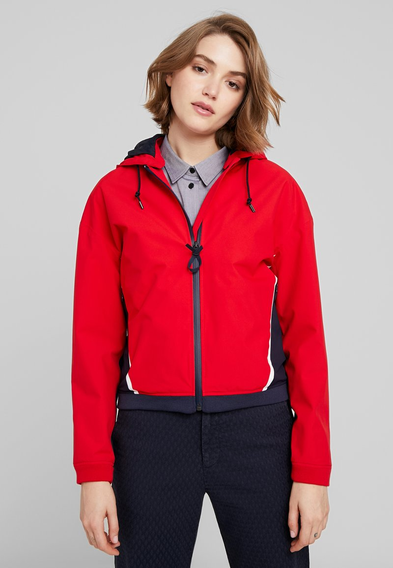 Aigle - QUORTZ - Blouson - red/navy blue