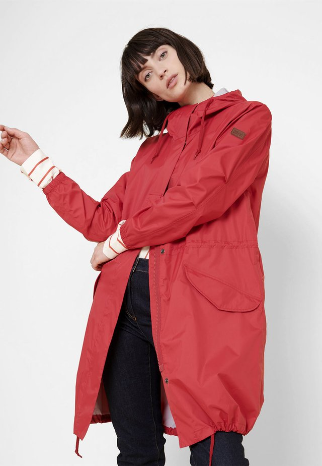 FIRSTRAIN - Parka - red