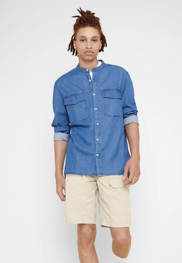 LANNION - Chemise - blue denim