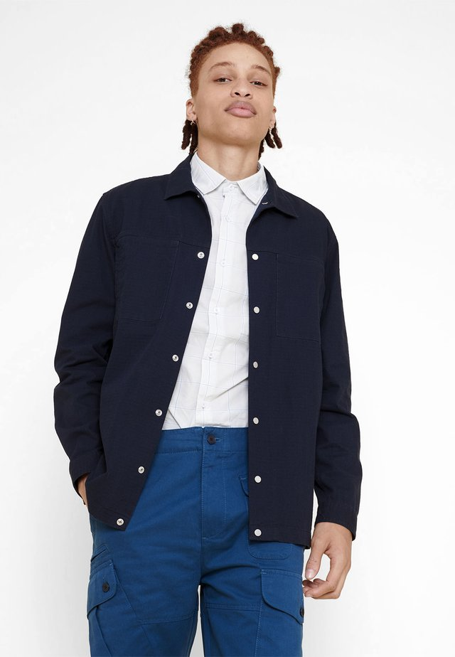 OENANTE - Chemise - navy blue