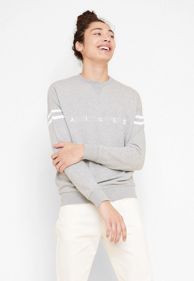 WANDRI - Sweatshirt - light grey