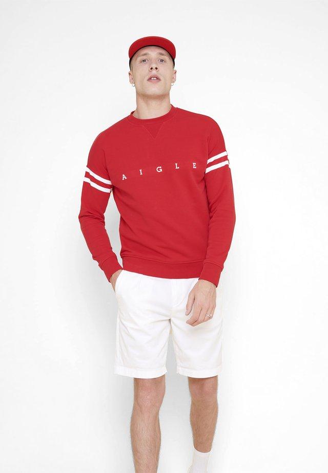 WANDRI - Sweatshirt - red