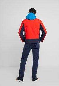 Aigle - ALOSI - Blouson - red/Blue - 2