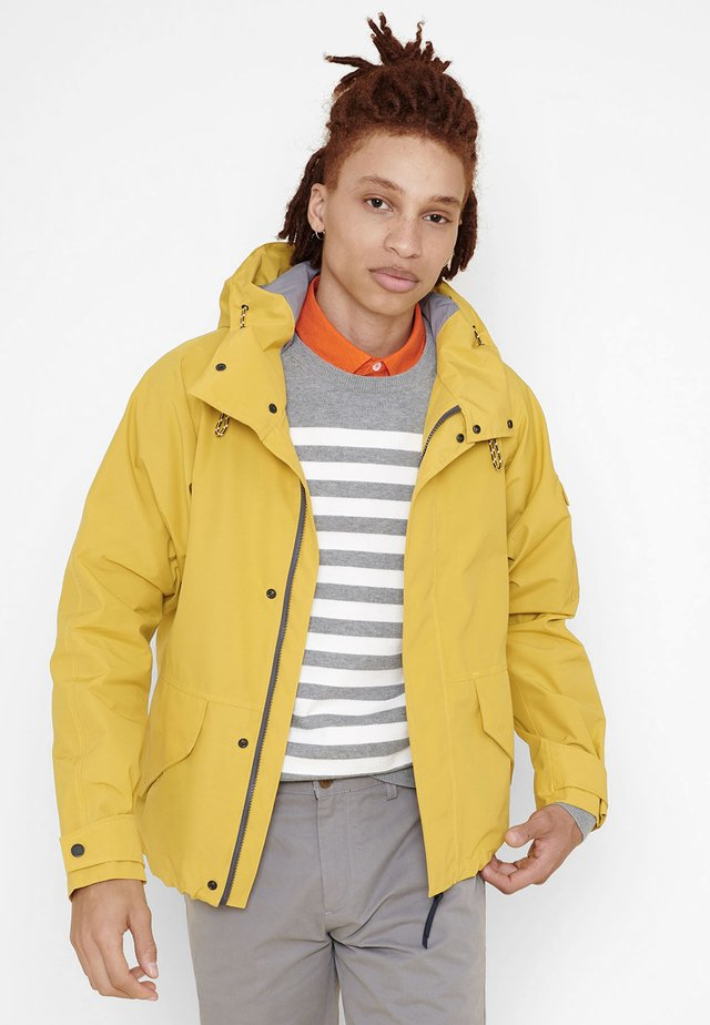 MORICOLOR - Outdoor jacket - yellow
