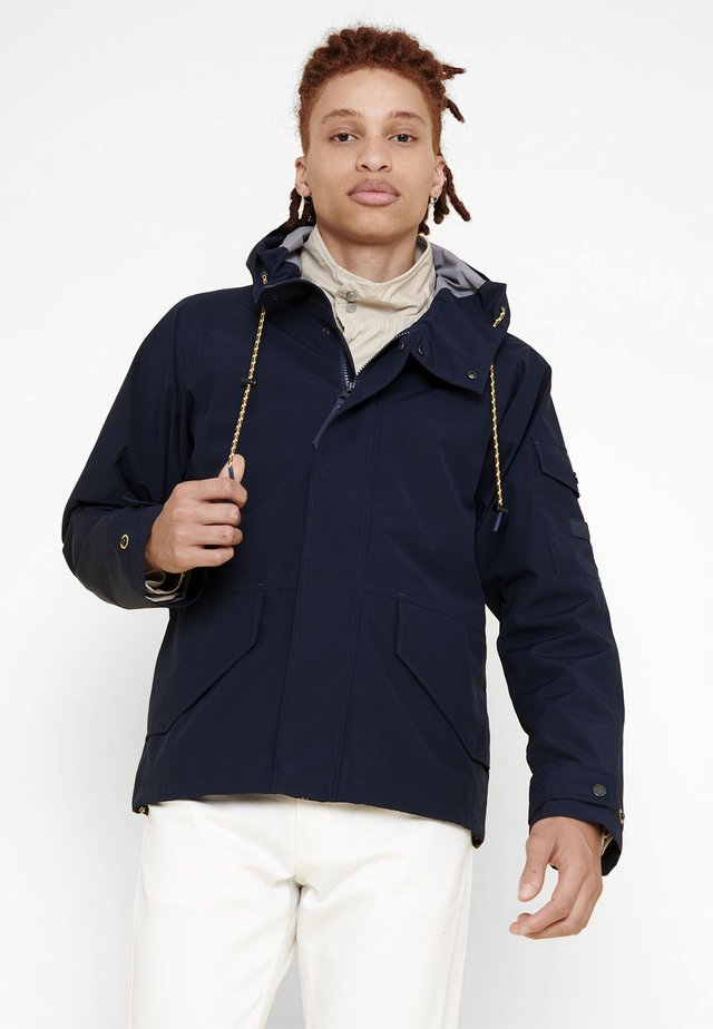 MORICOLOR - Outdoor jacket - bleu marine