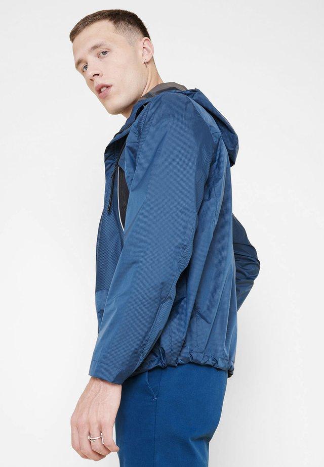 BLATTI - Blouson - blue/white