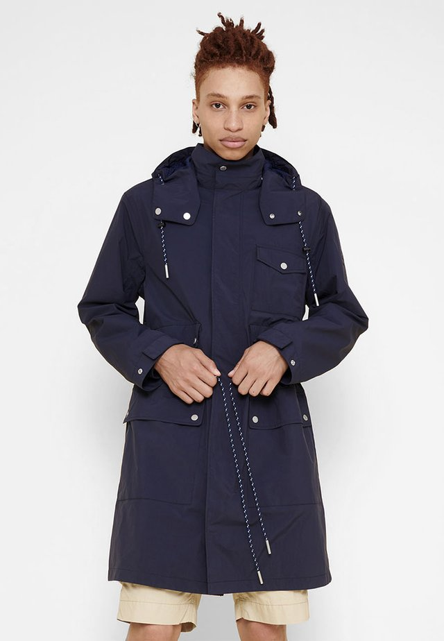 NEFLES - Parka - dark blue