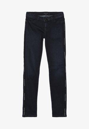 Slim fit -farkut - denim blue