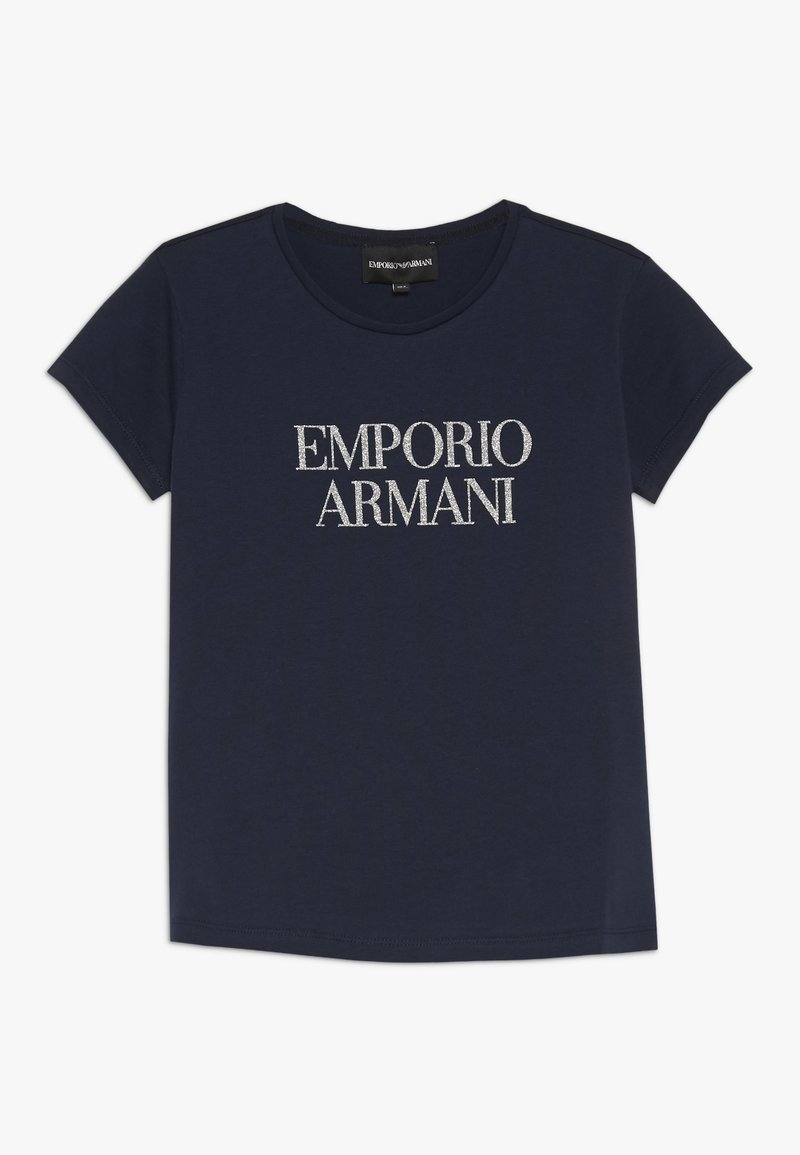 Emporio Armani - T-Shirt print - blue