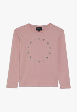 Langarmshirt - rosa mayfair
