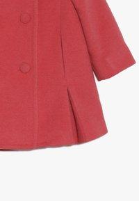 Emporio Armani - TESSUTO COAT - Cappotto classico - rosso - 3
