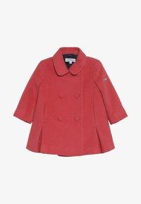 Emporio Armani - TESSUTO COAT - Cappotto classico - rosso - 2