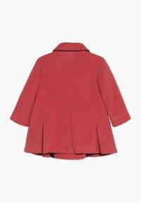 Emporio Armani - TESSUTO COAT - Cappotto classico - rosso - 1