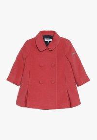 Emporio Armani - TESSUTO COAT - Cappotto classico - rosso - 0