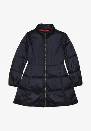 CAPPOTTO - Winter coat - blu navy