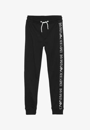 PANTALONI - Teplákové kalhoty - black