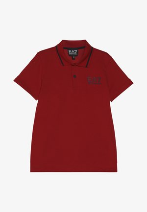 Polo shirt - chilli pepper