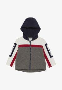Emporio Armani - HOODIE JACKET - Zip-up hoodie - grey - 2