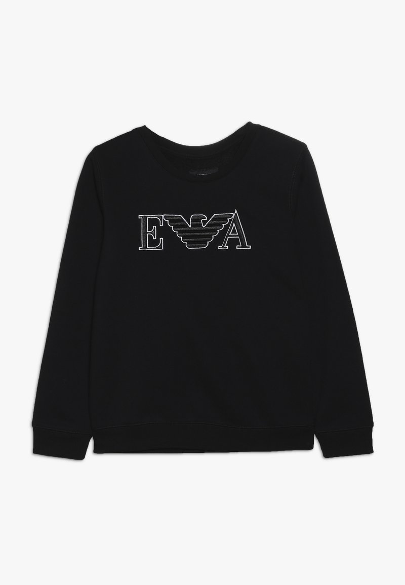Emporio Armani - FELPA - Sweatshirt - nero