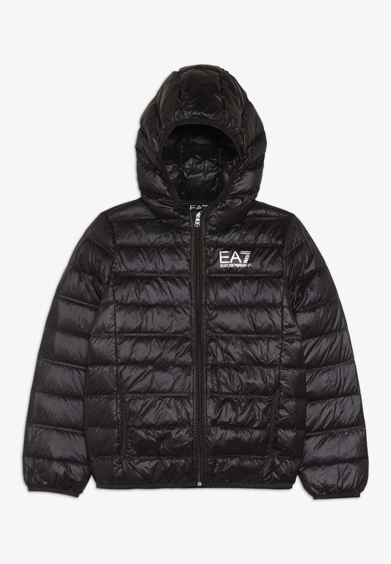 Emporio Armani - GIACCA PIUMINO - Zimní bunda - black