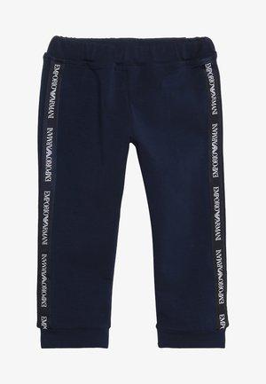 TROUSER - Stoffhose - dark blue