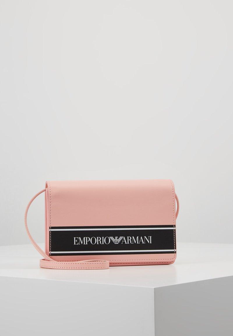 Emporio Armani - BORSA TRACOLLA - Across body bag - rosa mayfair