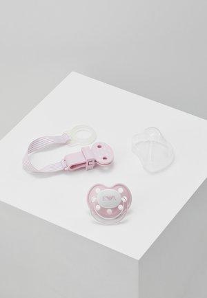 CIUCCIO CORDINO - Regalos para bebés - rosa chiaro