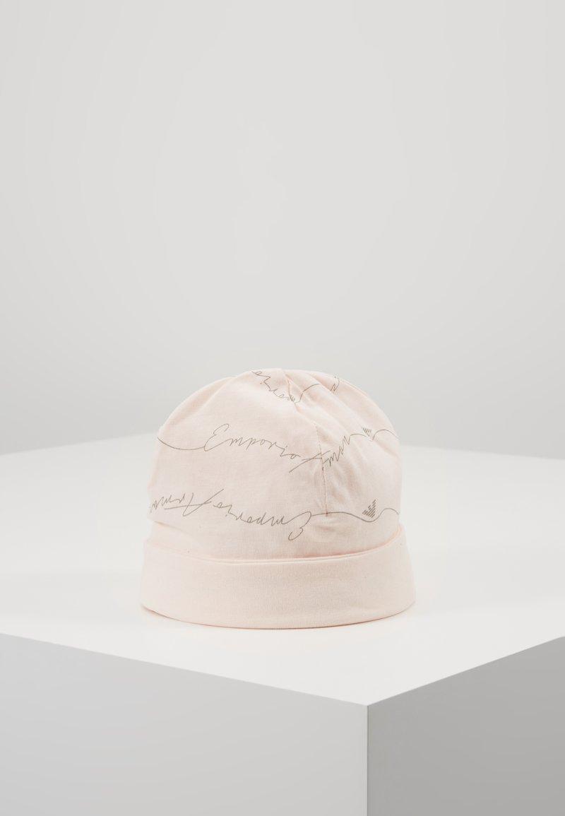Emporio Armani - CUFFIA NEWBORN - Beanie - rosa chiara