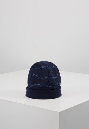CUFFIA NEWBORN - Bonnet - blu navy