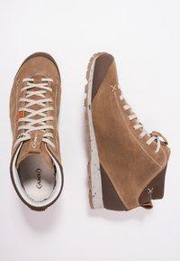 Aku - BELLAMONT LUX MID GTX - Hiking shoes - beige - 1