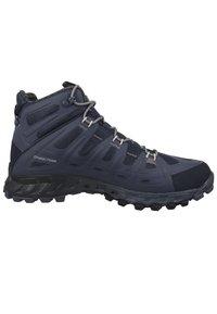 Aku - Hiking shoes - black - 5