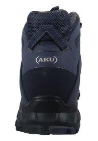 Aku - Hiking shoes - black - 2