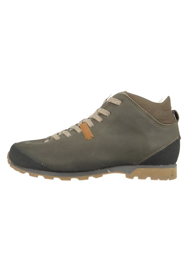 Climbing shoes - olive, brown